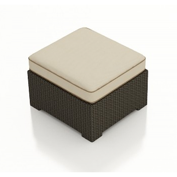 Forever Patio Hampton Wicker Ottoman - Replacement Cushion