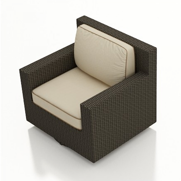 Forever Patio Hampton Wicker Swivel Glider - Replacement Cushion