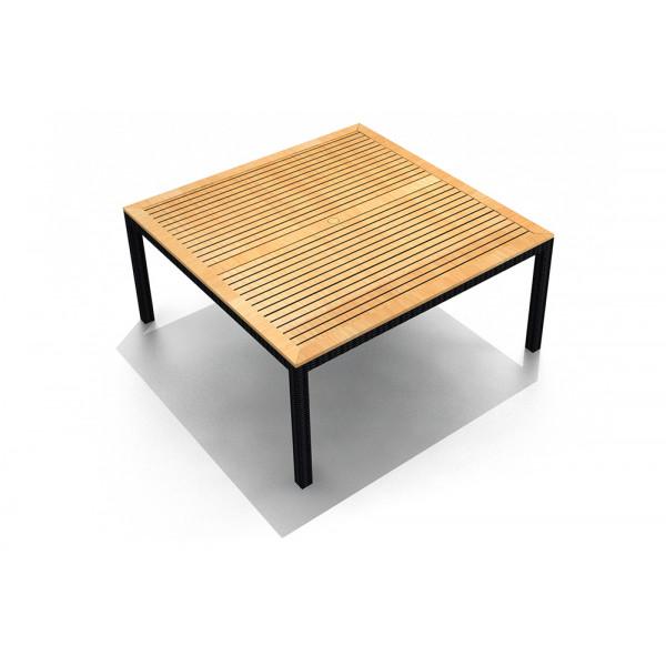 "Harmonia Living Arbor 61"" Square Dining Table"