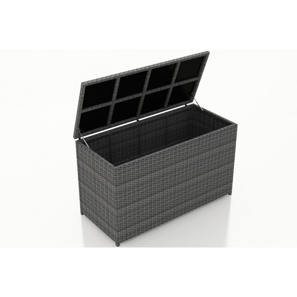 Harmonia Living District Wicker Cushion Storage Box