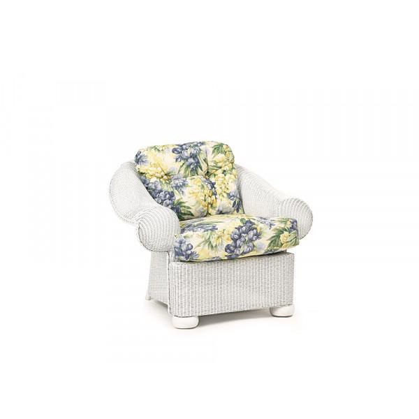 Lloyd Flanders Casa Grande Wicker Lounge Chair - Replacement Cushion
