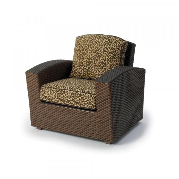 Lloyd Flanders Rendezvous Wicker Lounge Chair