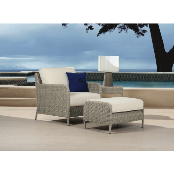 Sunset West Manhattan 3 Piece Wicker Lounge Set
