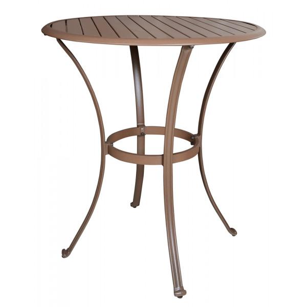 "Panama Jack Island Breeze Aluminum 36"" Pub Table"