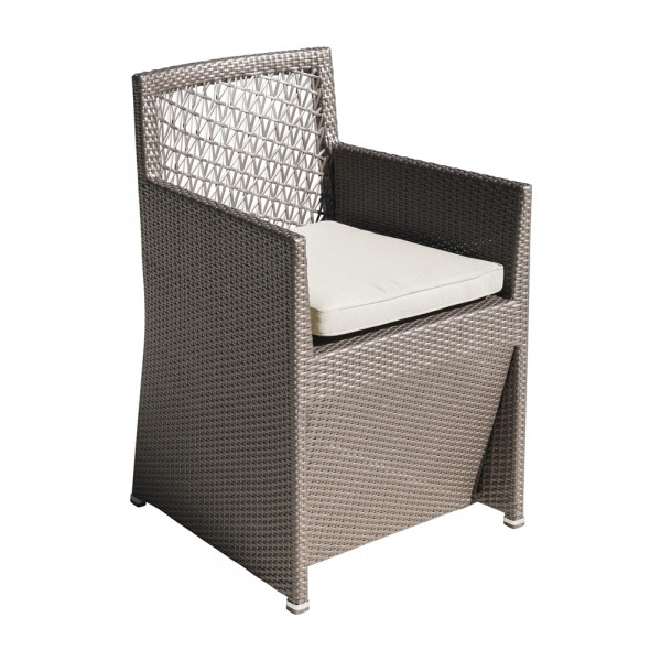 Panama Jack Maldives Wicker Dining Chair