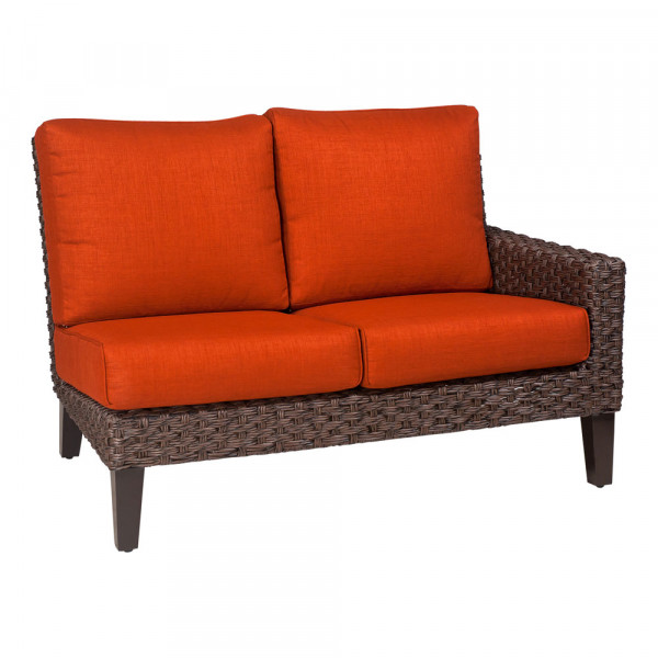 Left Arm Facing Sectional Cushion