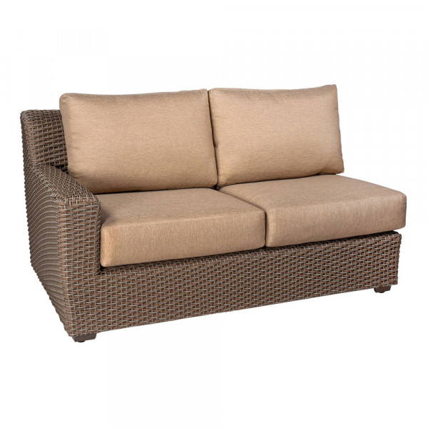 Right Arm Facing Love Seat Sectional Cushion