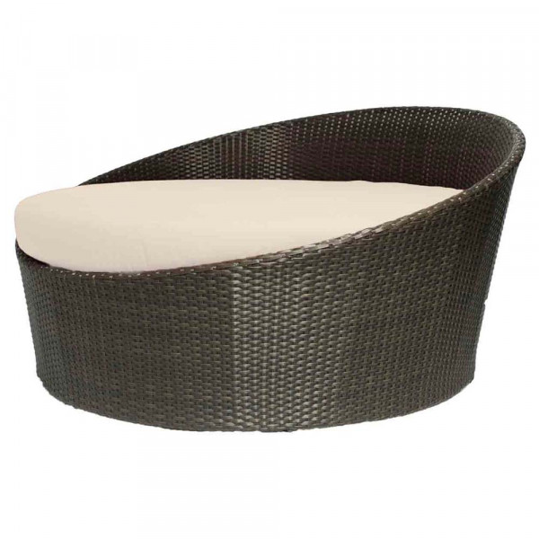 Source Outdoor Moon Wicker Daybed