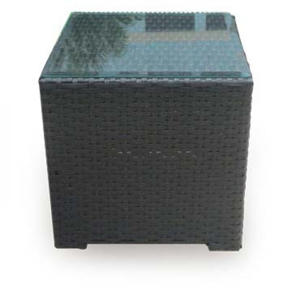 Longboat Key Santa Monica Wicker End Table