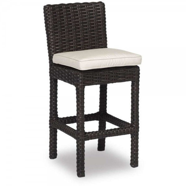 Sunset West Cardiff Wicker Bar Chair - Replacement Cushion