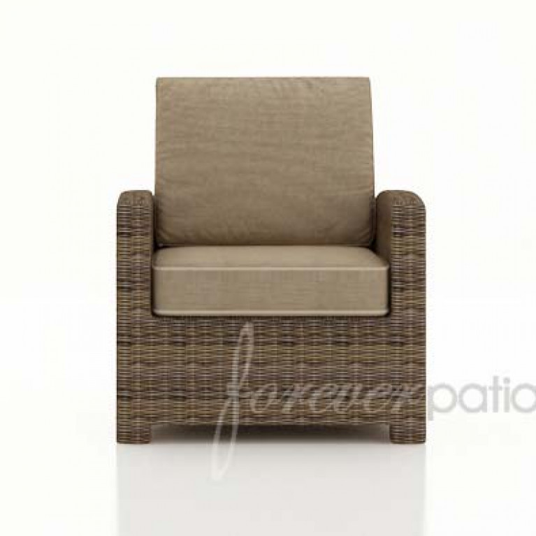 Sensational Forever Patio Cypress Wicker Lounge Chair Alphanode Cool Chair Designs And Ideas Alphanodeonline