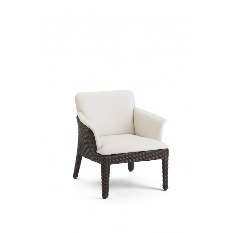Groovy Domus Ventures Bliss Wicker Lounge Chair Pdpeps Interior Chair Design Pdpepsorg