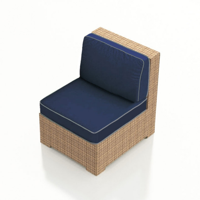 Cool Forever Patio Hampton Armless Wicker Lounge Chair Caraccident5 Cool Chair Designs And Ideas Caraccident5Info