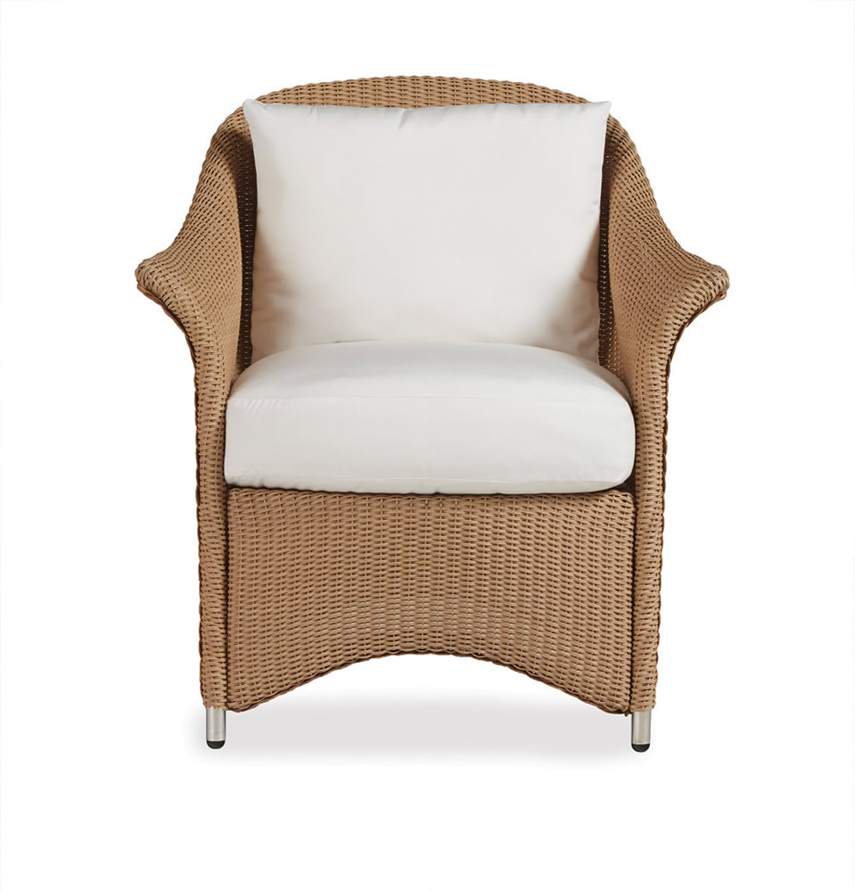 Lloyd Flanders Generations Wicker Dining Chair Wicker