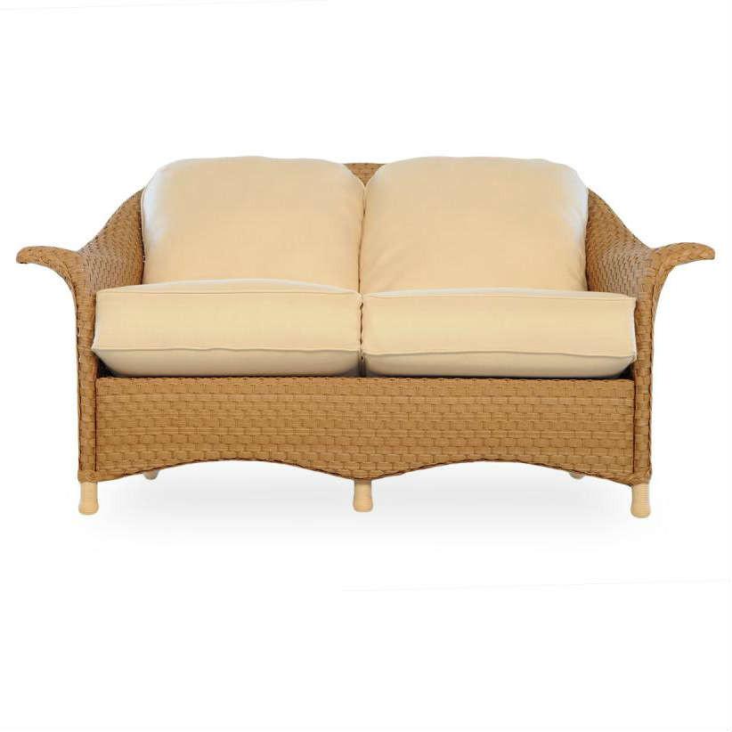 Lloyd Flanders Savannah Love Seat Replacement Cushion