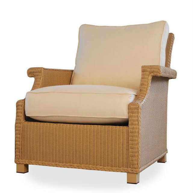 Lloyd flanders hamptons deep lounge chair replacement cushion - Deep seat patio cushions replacements ...