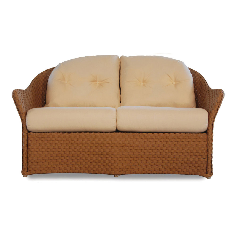 Lloyd Flanders Canyon Love Seat Replacement Cushion