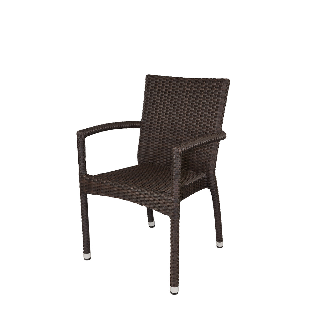 source outdoor sierra wicker dining chair wicker dining chairs wicker dining. Black Bedroom Furniture Sets. Home Design Ideas