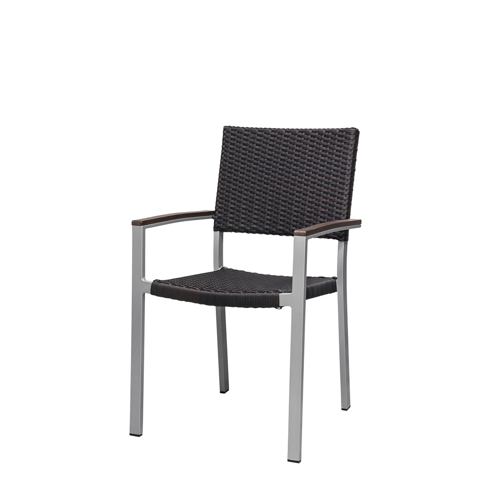 Source Outdoor Fiji Wicker Dining Chair Wicker Dining