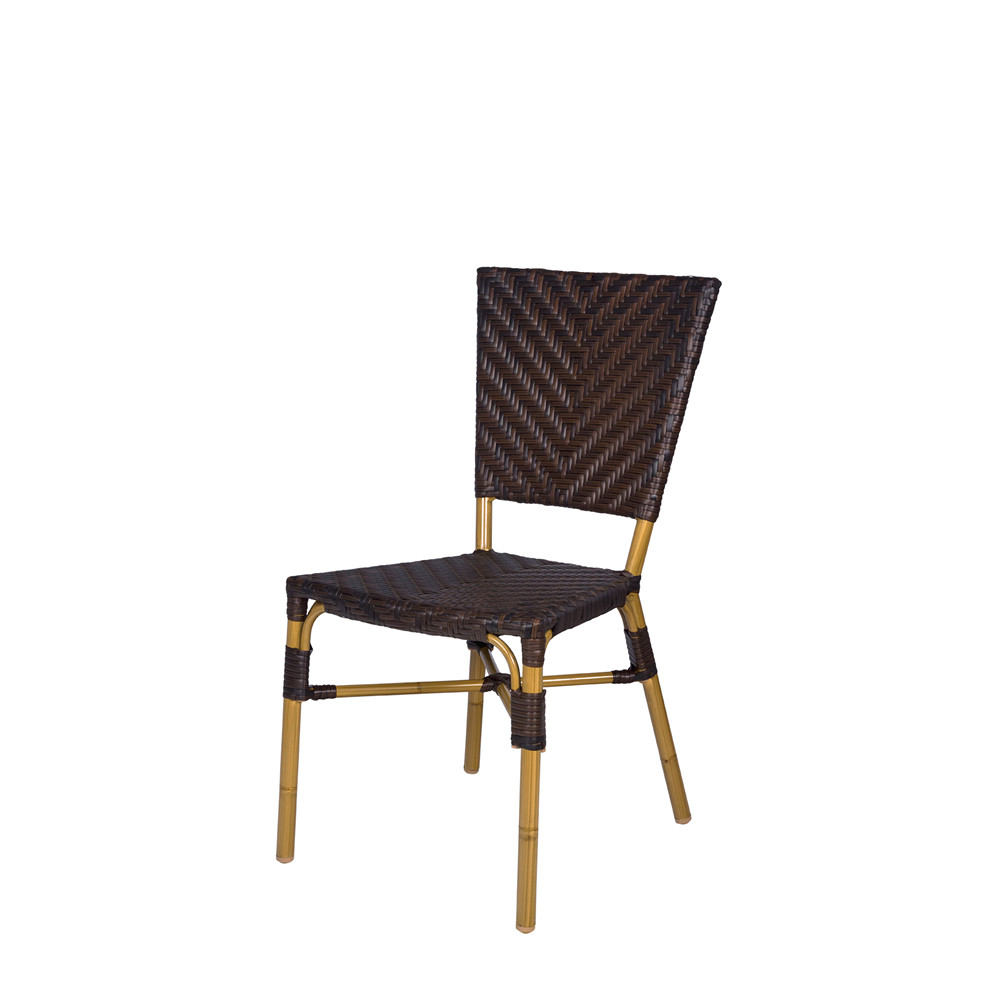 source outdoor furniture sierra wicker. Source Outdoor Capri Armless Wicker Dining Chair Furniture Sierra O