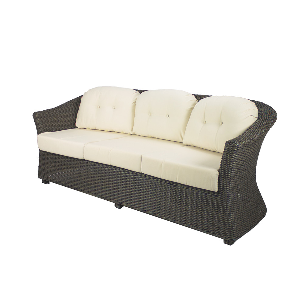 source outdoor wellington wicker sofa wicker sofas