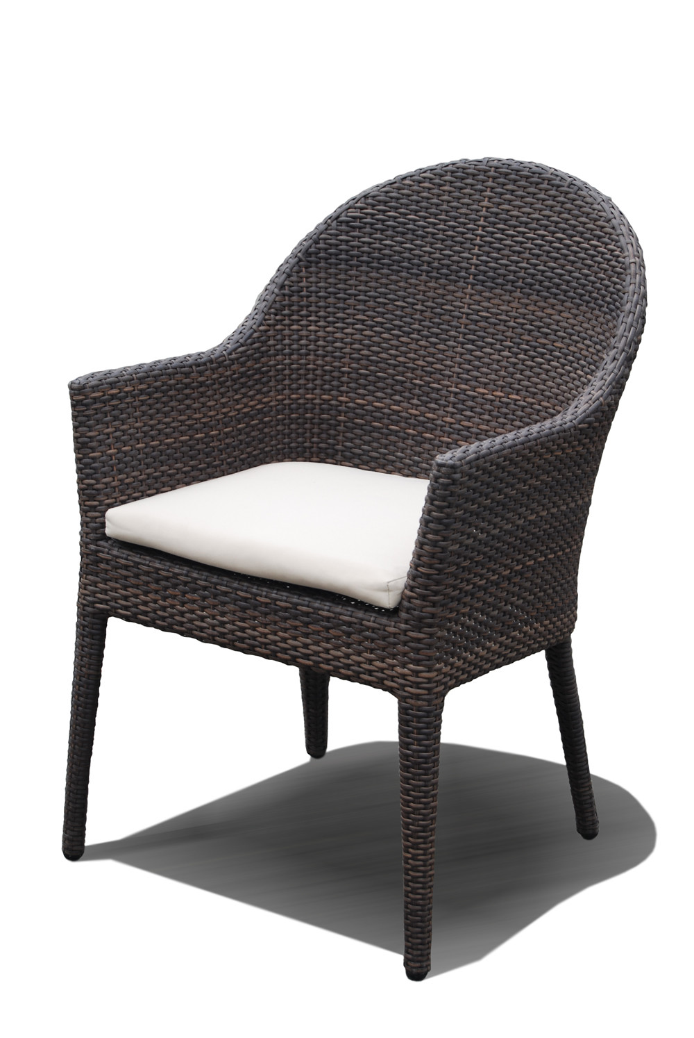 Hospitality Rattan Kenya Wicker Dining Chair Wicker