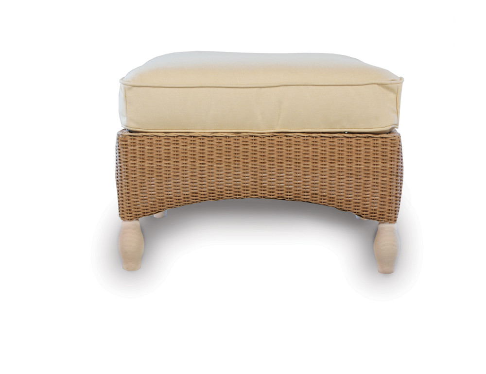 Lloyd Flanders Embassy Ottoman Replacement Cushion