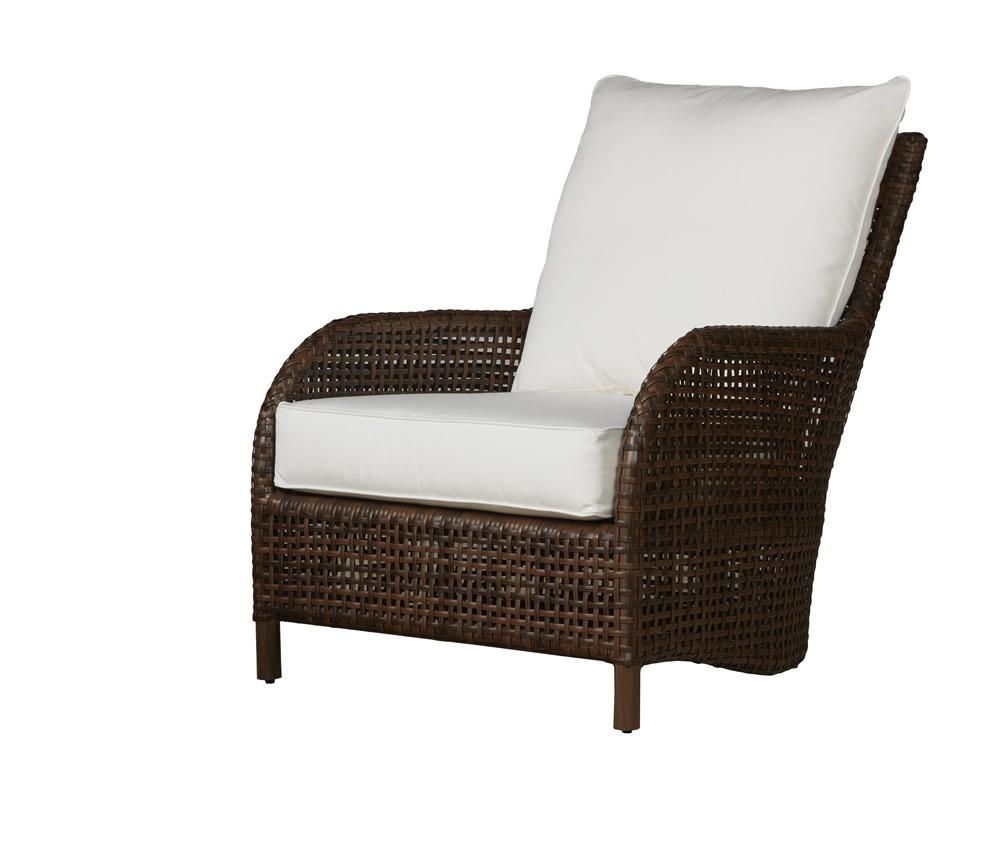 Lloyd Flanders Havana Wicker Lounge Chair Replacement