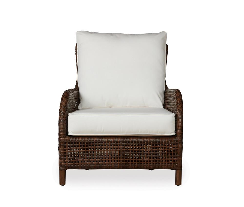 Etonnant Lloyd Flanders Havana Wicker Lounge Chair