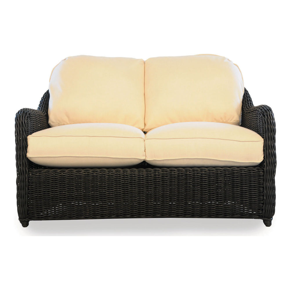 Lloyd Flanders Cottage Love Seat Replacement Cushion
