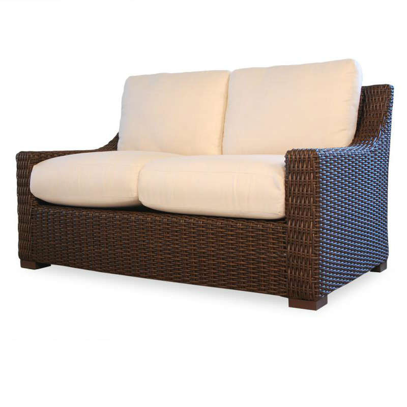 Lloyd Flanders Mesa Love Seat Replacement Cushion