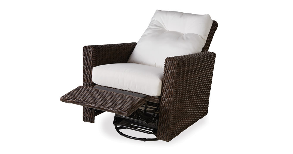 Lloyd Flanders Mesa Wicker Recliner Replacement Cushion