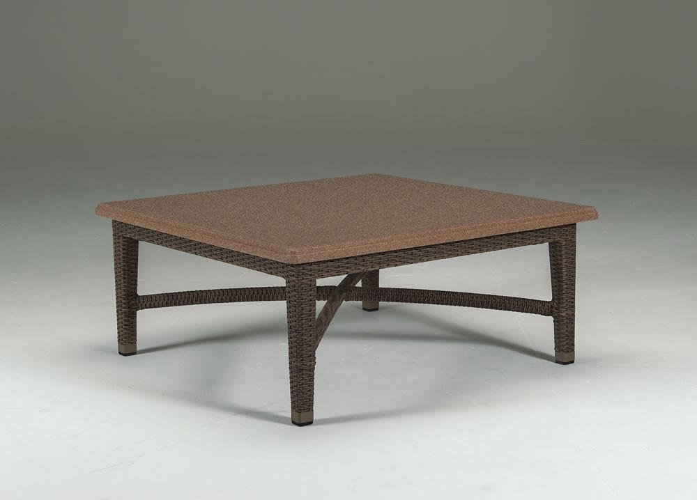 Tropitone Evo Wicker Coffee Table