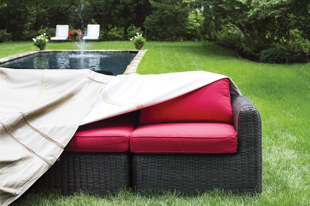 PCI Sectional Outdoor Furniture Cover Extension - PCI Sectional Outdoor Furniture Cover Extension - Furniture Covers