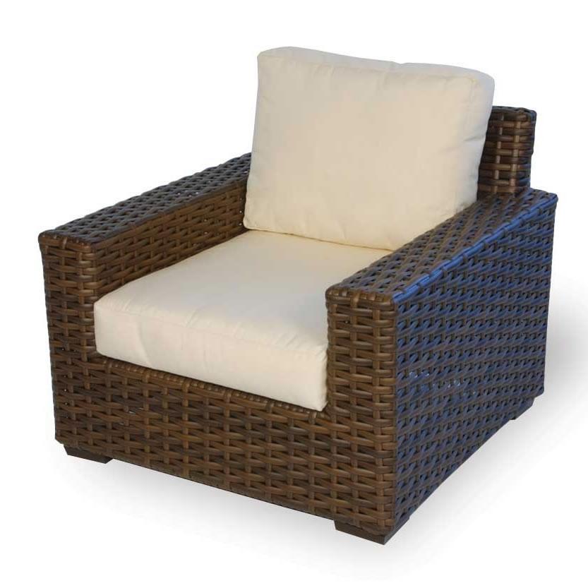 Lloyd flanders contempo wicker 5 piece conversation set - Conversation set replacement cushions ...