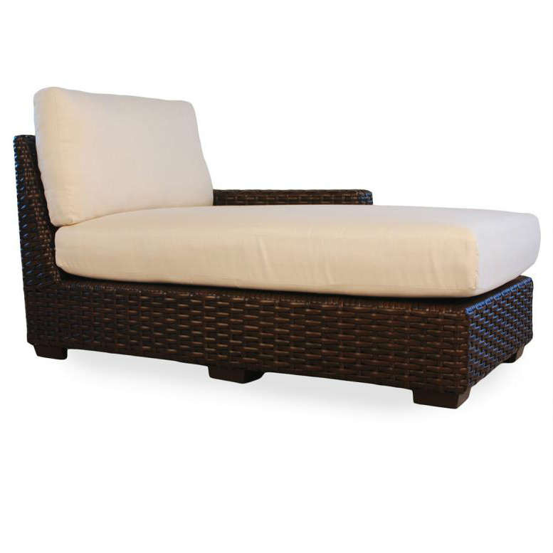 Lloyd Flanders Contempo Right Arm Facing Wicker Chaise Lounge  sc 1 st  Wicker.com : lloyd flanders chaise lounge - Sectionals, Sofas & Couches