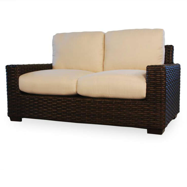 Lloyd Flanders Contempo Wicker Love Seat Replacement Cushion