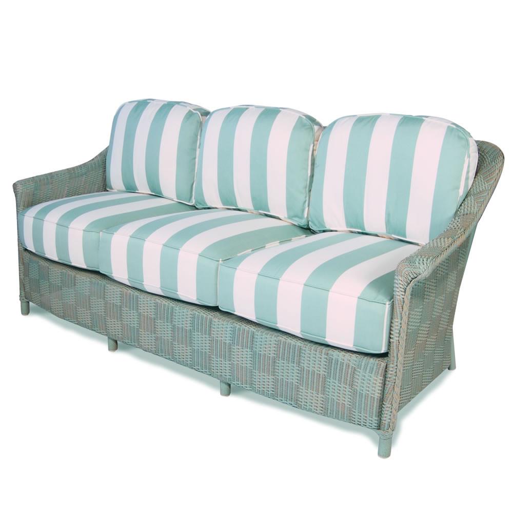 Beau Lloyd Flanders Calypso Wicker Sofa   Replacement Cushion