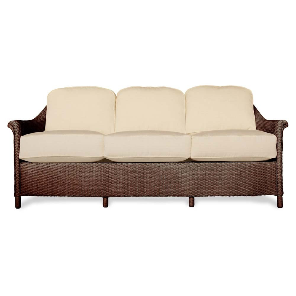 Lloyd Flanders Calypso Wicker Sofa Replacement Cushion