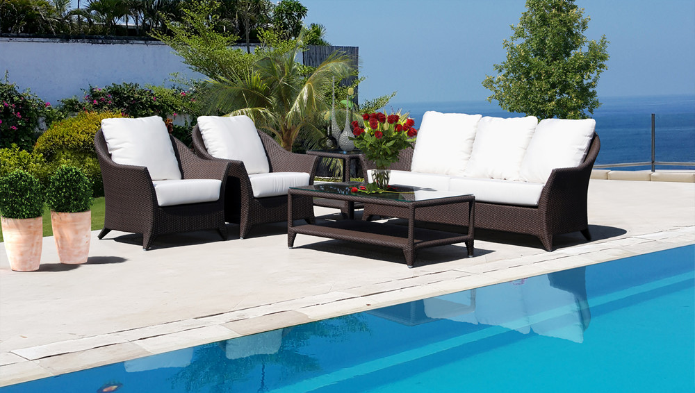 Hospitality rattan kenya wicker sofa wicker sofas for Outdoor furniture kenya