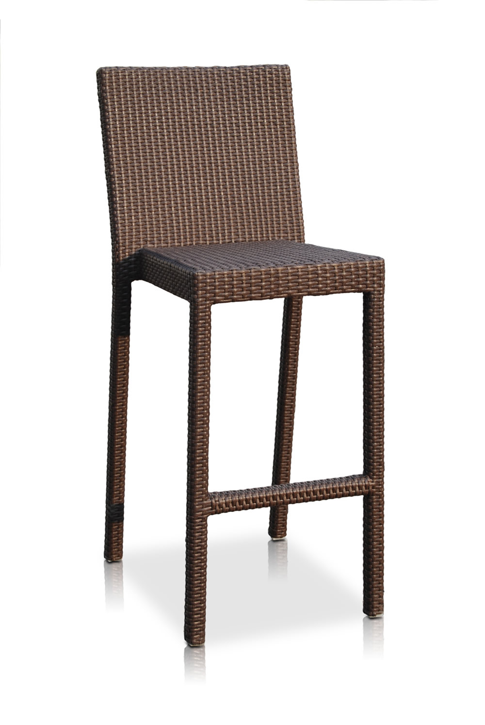 Hospitality Rattan Sydney Stackable Wicker Bar Stool Wicker Bar Stools Wicker Dining