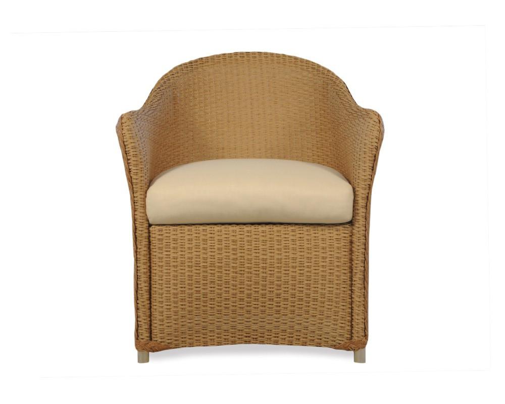 Lloyd Flanders Weekend Retreat Wicker Dining Chair  : 720013 from www.wickercentral.com size 1000 x 800 jpeg 98kB