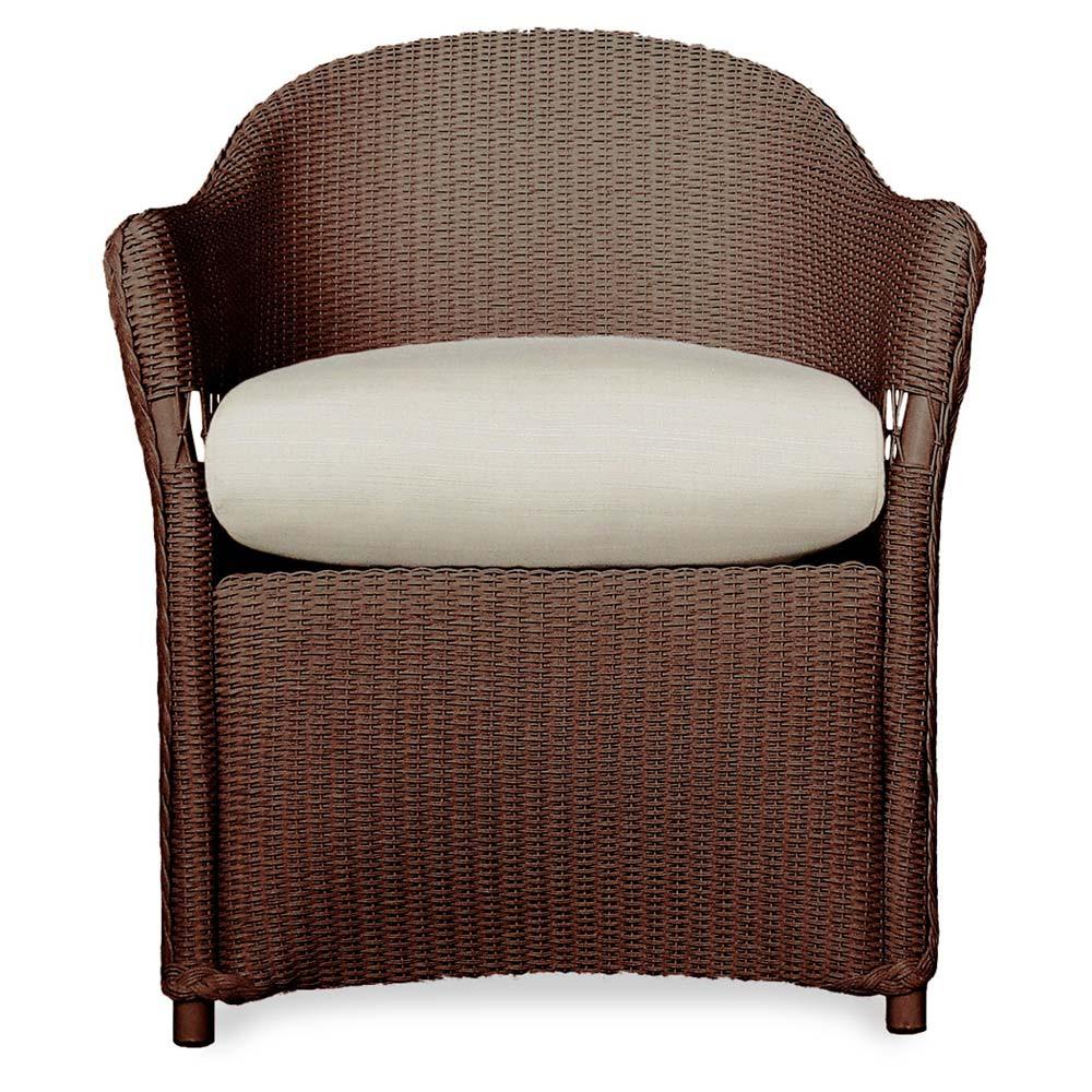 Lloyd Flanders Freeport Wicker Dining Chair Wicker Com