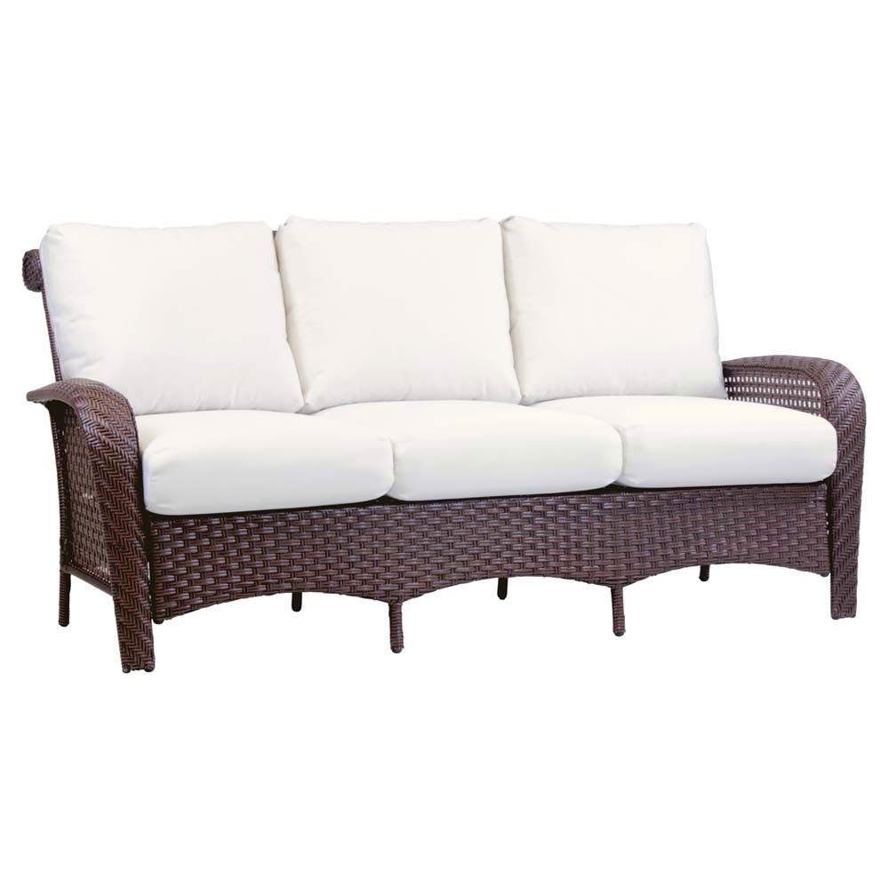 south sea rattan martinique wicker sofa. Black Bedroom Furniture Sets. Home Design Ideas