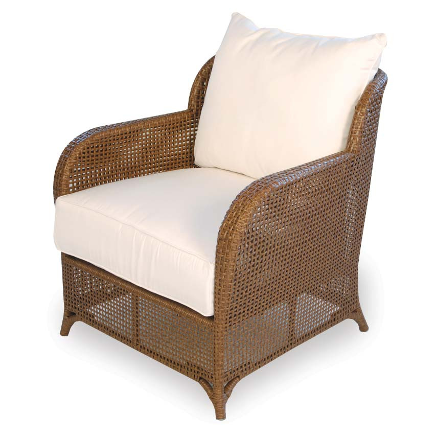 lloyd flanders carmel wicker lounge chair replacement