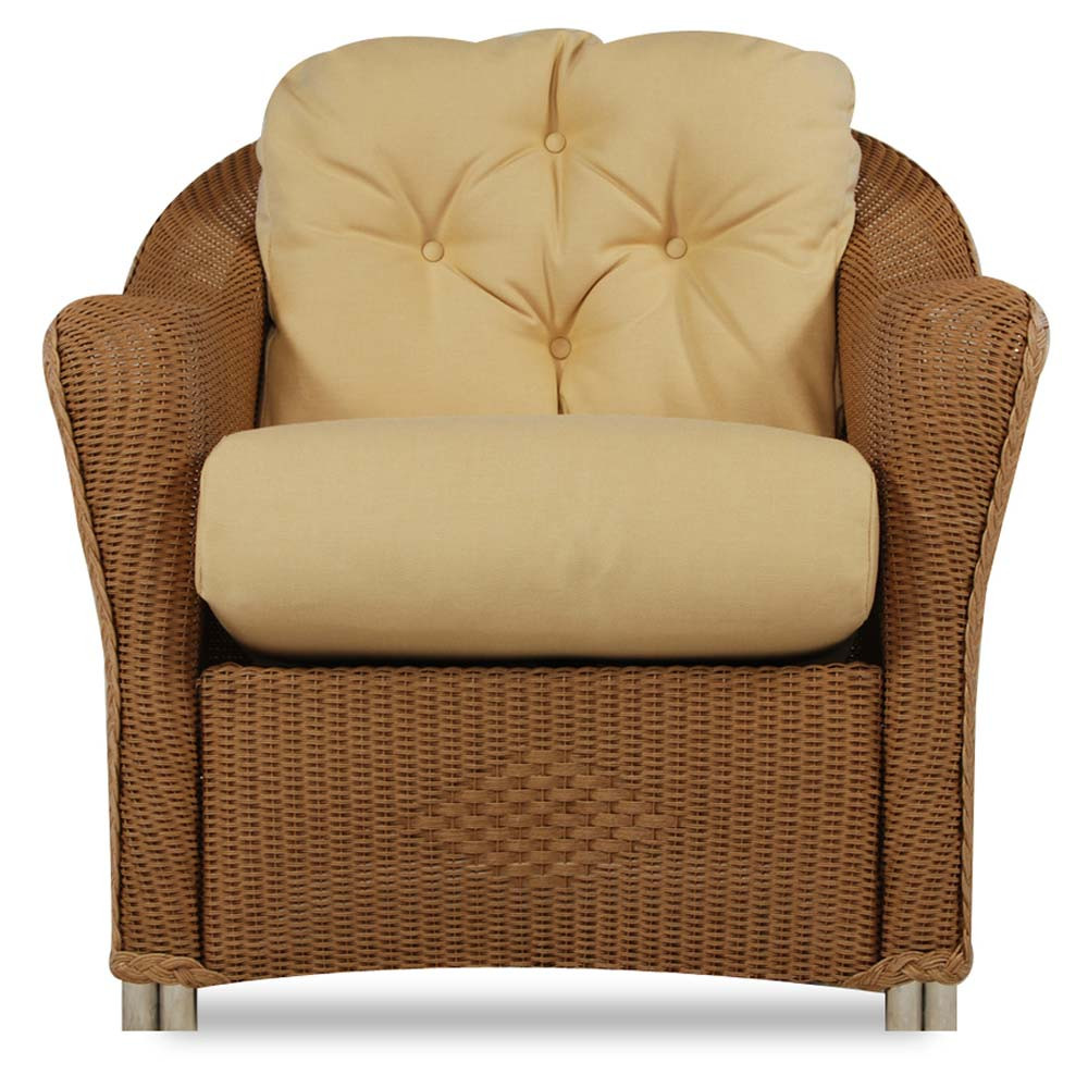lloyd flanders reflections wicker lounge chair special opportunity buy. Black Bedroom Furniture Sets. Home Design Ideas