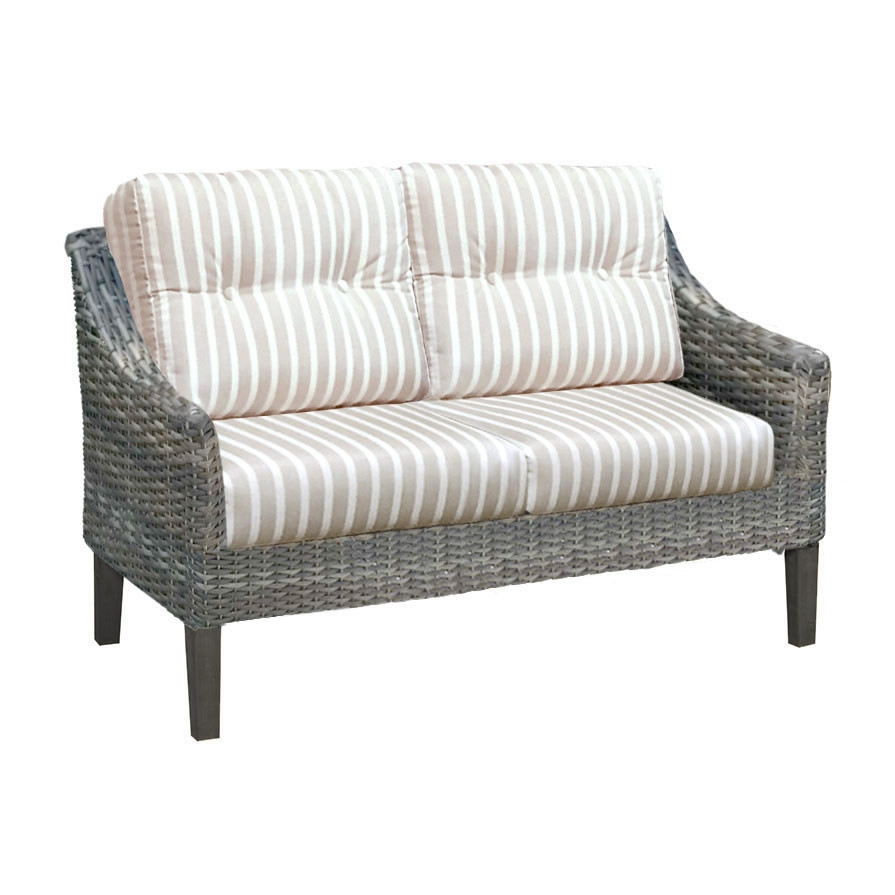 Forever Patio Aberdeen Wicker Loveseat Replacement