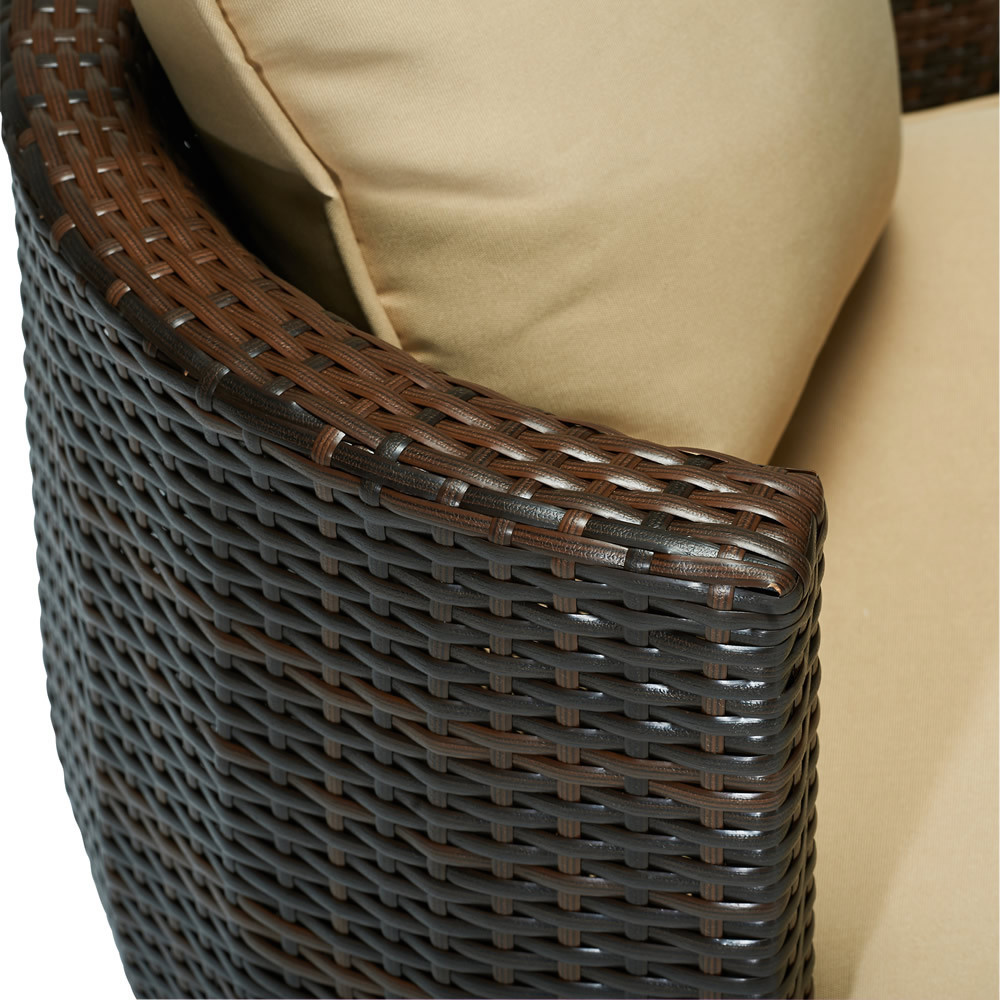 Thy Hom Perry 3 Piece Wicker Chat Set Wicker Chat Sets