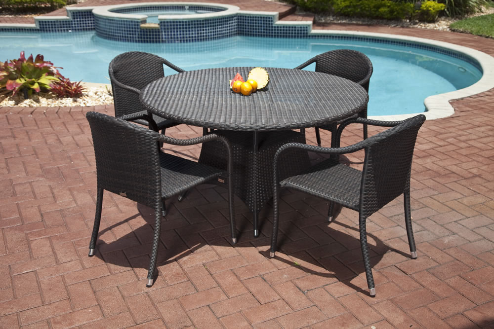 Source Outdoor Circa Wicker 32\