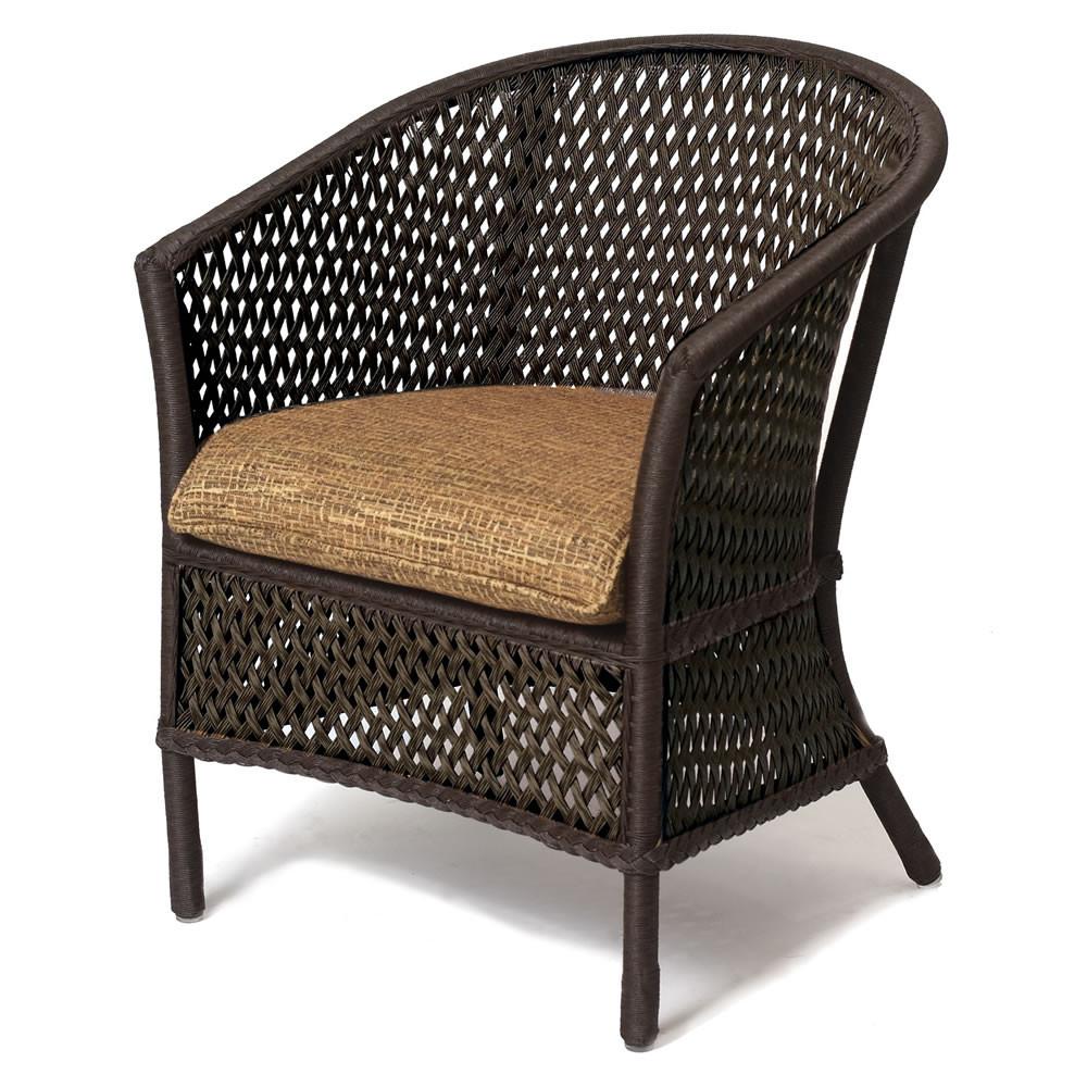 High Quality Lloyd Flanders Grand Traverse Wicker Barrel Chair